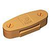 WJ Furse Aluminium Alloy, Copper Tape Clip Max.