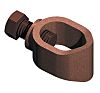 WJ Furse Copper Alloy Rod to Cable Clamp