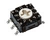 C & K, 10 Position, BCD Rotary Switch,