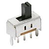 Through Hole Slide Switch SP3T On-On-On 100 mA