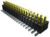 Samtec, FTSH, 10 Way, 2 Row, Straight Pin