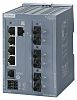 Siemens Ethernet Switch, 5 RJ45 port, 24V dc,