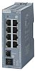 Siemens Ethernet Switch, 8 RJ45 port, 24V dc,