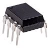 Isocom, 6N139 DC Input Optocoupler, Through Hole, 8-Pin