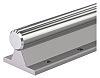 Bosch Rexroth 800mm Long Aluminium, Steel Round Shaft,