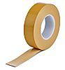 Hi-Bond Brown Double Sided Cloth Tape, 25mm x