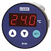 WIKA Panel Mount PID Temperature Controller, 64mm Relay,