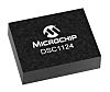 Microchip 100MHz MEMS Oscillator, 6-Pin VDFN, DSC1124BI1-100.0000