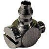SMC Stainless Steel M5 x 0.8 Plug Fitting