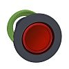 Schneider Electric Flush Red Push Button Head -