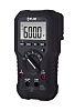 FLIR DM62 Multimeter, 10A ac, 600V ac, RSCAL kalibreret