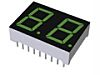 LB-502MN ROHM 2 Digit LED LED Display, CC