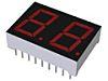 LB-502VD ROHM 2 Digit LED LED Display, CA