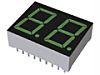 LBP-602MA2 ROHM 2 Digit LED LED Display, CA