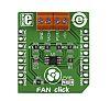 MikroElektronika Fan Click GPIO, I2C MIKROE-2004