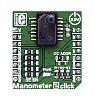 MikroElektronika Manometer 2 Click MCU Add On Board