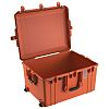 Peli 1637 Waterproof Plastic Equipment case With Wheels,
