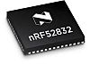 Nordic Semiconductor nRF52832-QFAA-T, 32-bit ARM Cortex M4,
