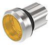EAO Series 45 Momentary Yellow LED Actuator, IP20,