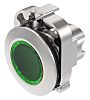 EAO Series 45 Green LED Actuator, IP20, IP40,