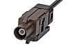Molex 50Ω Straight Cable Mount SMB Connector, Plug,