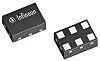Infineon BGS12SN6 BGS12SN6E6327XTSA1, RF Switch 6GHz 15 dB