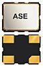 Abracon, 24.576MHz XO Oscillator, ±50ppm CMOS, 4-Pin SMD