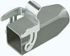 RS PRO Straight Heavy Duty Power Connector Housing,
