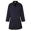 RS PRO Navy Men Reusable Lab Coat, XXL