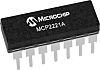 Microchip MCP2221A-I/P, USB Bridge, 12Mbit/s, 3 → 5.5