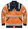 Dickies SA30015 Orange/Navy Men's L Hi Vis Jacket