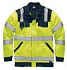 Dickies SA30015 Yellow Men Hi Vis Jacket, M