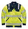 Dickies SA30015 Yellow Men Hi Vis Jacket, XL