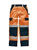 Dickies SA30035 Orange Hi-Vis Men's Trousers Waist Size