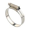 RS PRO Stainless Steel Slotted Hex Hose Clip,