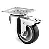 Tente Swivel Castor, 40kg Load Capacity, 50mm Wheel