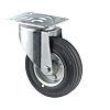 Tente Swivel Castor, 70kg Load Capacity, 100mm Wheel