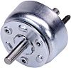 67-1/2° Rotary Solenoid, 39.7 mm diameter, 25%