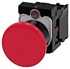 Siemens SIRIUS ACT Red Push Button Complete Unit