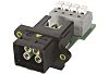 HARTING, HARTING PushPull Power Connector Cable Mount Socket,