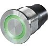 Capacitive Touch Switch, Latching ,Illuminated, Green, Red, IP67