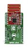 MikroElektronika MIKROE-2924, MRF89XAM8A MiWi click 863 → 870MHz