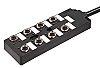 Molex Electronics 120248 Series, M12 Junction Box, 4