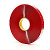 3M 4905F, VHB™ Clear Foam Tape, 19mm x