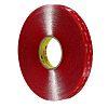 3M 4910 Clear Acrylic Foam Double Sided Tape,