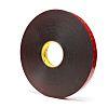 3M 5925F, VHB™ Black Foam Tape, 19mm x