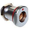 CAMDENBOSS Circular Connector, 3 contacts Panel Mount Socket,