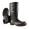 Dunlop Acifort Black Steel Toe Cap Unisex Safety