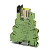 Phoenix Contact PLC-RPT Series , 24V dc DPDT