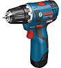 Bosch GSR 12V, 3Ah Li-ion Cordless Drill